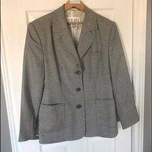 Laurel blazer(wool&silk)
